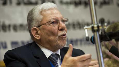 الأمين العام اتحاد المغرب العربي الطيب البكوش