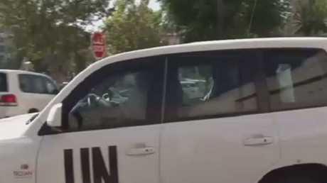 الأمم المتحدة: فريق أمني أممي جديد سيرسل إلى دوما