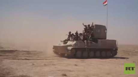 العبادي: سنحارب الإرهاب في العراق وخارجه