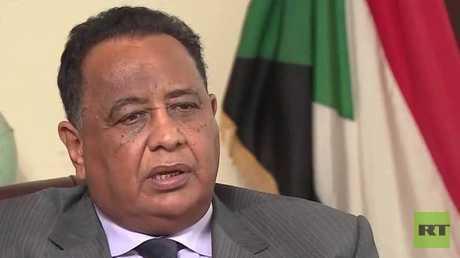 وزير الخارجية المعفى إبراهيم الغندور