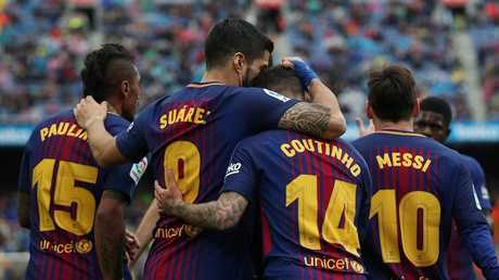 مفاجأة واحدة في تشكيلة برشلونة لمواجهة إشبيلية في نهائي الكأس