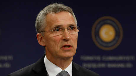 الأمين العام لحلف الناتو ينس ستولتينبيرغ