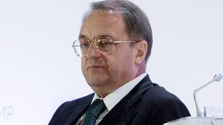المبعوث الخاص للرئيس الروسي إلى الشرق الأوسط وشمال إفريقيا، ميخائيل بوغدانوف