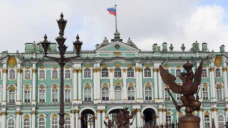 متحف الإرميتاج في بطرسبرغ