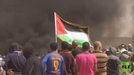 قتلى وجرحى بمواجهات مع جيش إسرائيل بغزة