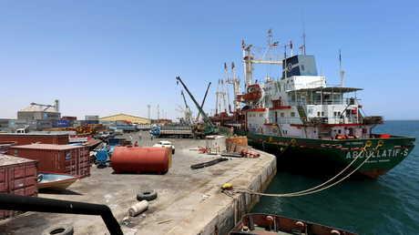 ميناء بربرة الصومالي