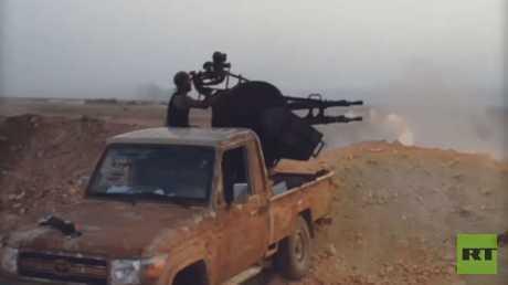 الجيش المصري يواصل تمشيط الحدود مع ليبيا