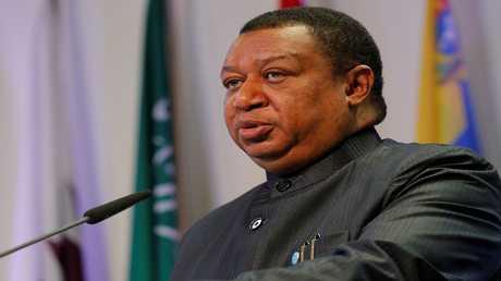 """أمين عام منظمة الدول المصدرة للنفط """"أوبك"""" محمد باركيندو"""