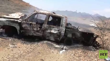 مقتل 20 مدنيا بغارة للتحالف العربي في اليمن