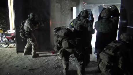 عملية أمنية في داغستان