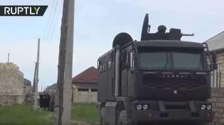 الأمن الروسي يصفي 9 مسلحين في داغستان خططوا لهجمات إرهابية