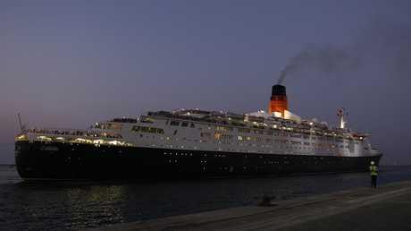 سفينة الملكة إليزابيث الثانية