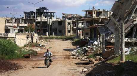 درعا، سوريا