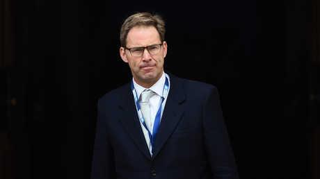 وزير الدفاع البريطاني، توبياس إيلوود