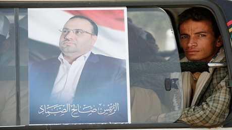 رئيس المجلس السياسي الأعلى التابع للحوثيين صالح الصماد