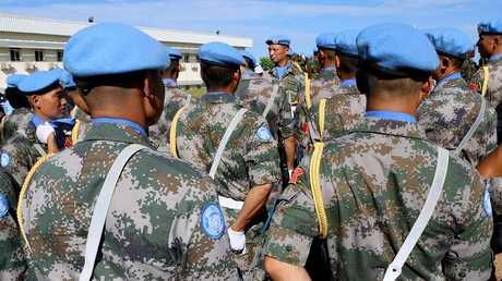 عناصر من قوات حفظ السلام بجنوب السودان - أرشيف -