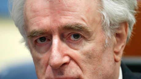 رادوفان كاراديتش، زعيم صرب البوسنة السابق