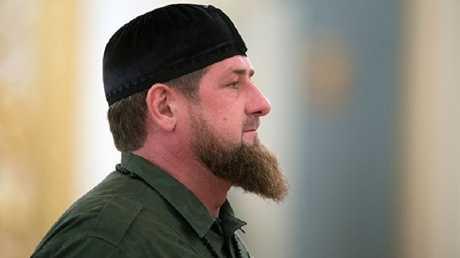 رئيس جمهورية الشيشان الروسية رمضان قديروف