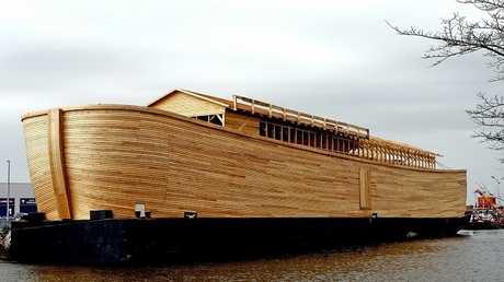 سفينة نوح العصر الحديث قد تنقذ البشرية مستقبلا