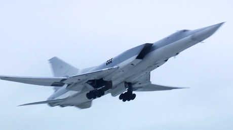 الطائرة Tu-22M3 البعيدة المدى