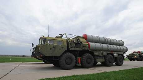 منظومات الصواريخ إس-400
