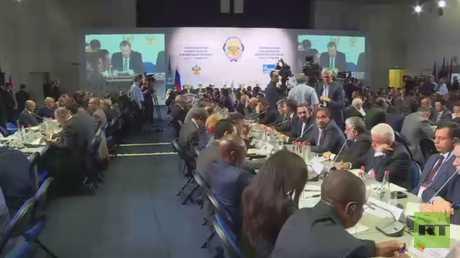 بوتين: دول تخدم الإرهاب باستخدام القوة