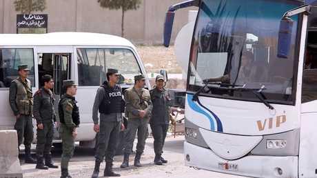 عناصر من القوات السورية - أرشيف -