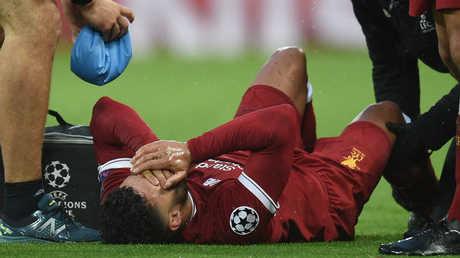 ليفربول يؤكد غياب تشامبرلاين عن مونديال 2018
