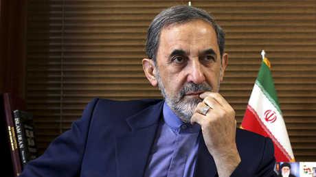 مستشار المرشد الأعلى في إيران للشئون الدولية، علي أكبر ولايتي