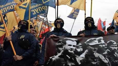 متطرفون أوكرانيون
