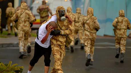 تدريبات الجيش القطري - صورة أرشيفية