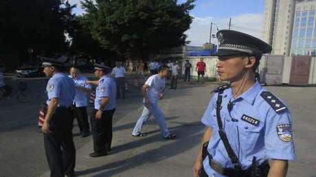 الشرطة الصينية (صورة أرشيفية)