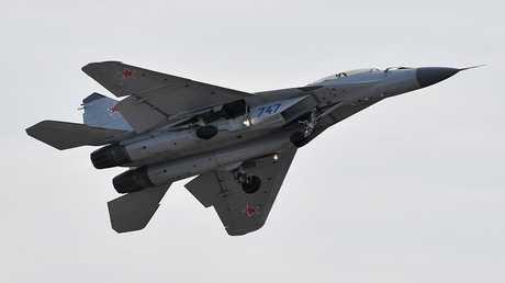 المقاتلة الروسية