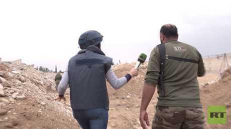 الجيش السوري يواصل تقدمه جنوب دمشق