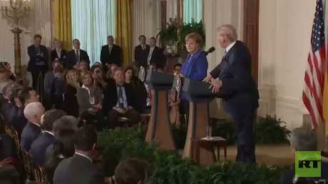 ميركل: الاتفاق النووي لا يكفي لكبح إيران