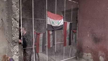 جنوب دمشق.. مدنيون بين خطوط القتال