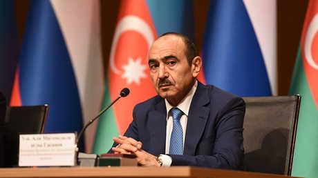 علي حسانوف، مساعد الرئيس الأذبيجاني للشؤون الاجتماعية والسياسية