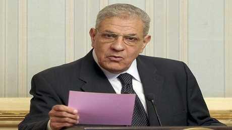 إبراهيم محلب مستشار الرئيس المصري عبد الفتاح السيسي