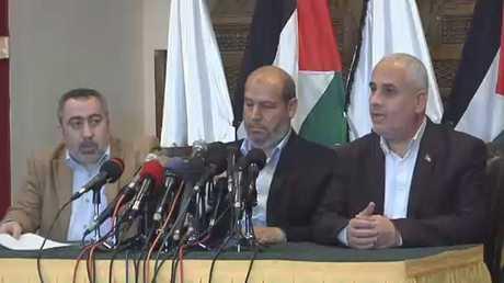 حماس تتهم السلطة باستهداف الحمد الله