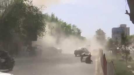 قتلى وجرحى بسلسلة تفجيرات في أفغانستان