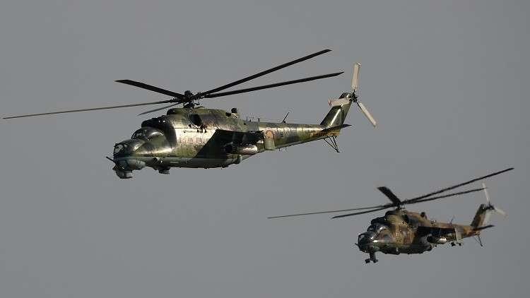 واشنطن تنوي استخدام مروحيات روسية في تدريب قواتها