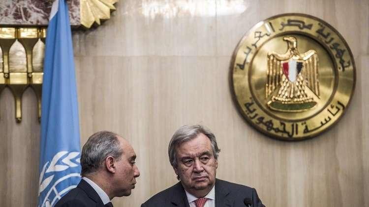 مصر تنتقد المماطلة في نزع الأسلحة النووية من الشرق الأوسط