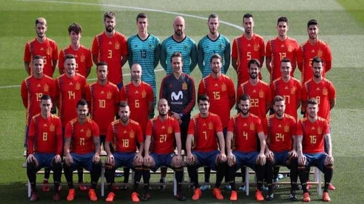 تحديد موعد الإعلان عن قائمة منتخب إسبانيا لمونديال 2018