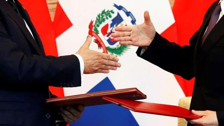 تايبيه تتهم بكين باستمالة الدومينيكان عبر استثماراتها