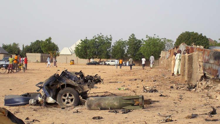 عشرات القتلى بهجومين إرهابيين في نيجيريا