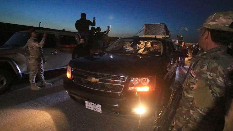 20 قتيلا وجريحا في هجوم مسلح شمالي بغداد