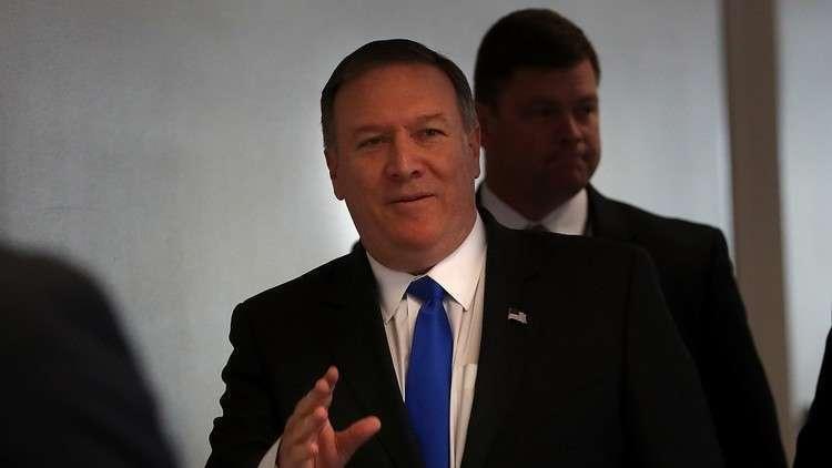 بومبيو: سأجعل الدبلوماسية الأمريكية في خدمة سياسات ترامب الخارجية