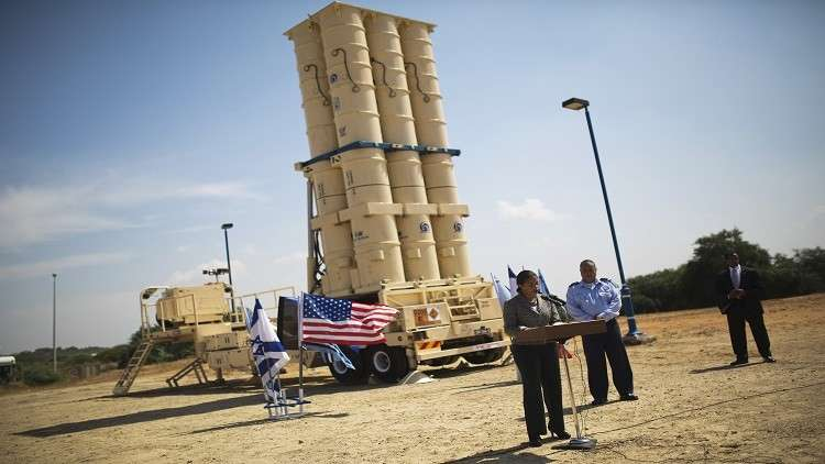 إسرائيل تؤجل تجربة نظام دفاعها الصاروخي