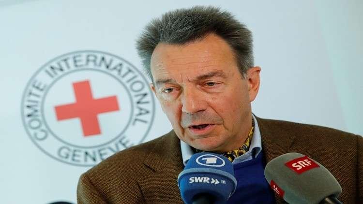 الصليب الأحمر: حضور الدول الكبرى في سوريا قد يجعل أرضها صفيحا ملتهبا