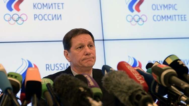 رئيس اللجنة الأولمبية الروسية لن يترشح لولاية جديدة